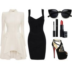 Breakfast at Tiffanys by timeandcouture on Polyvore