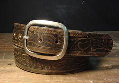 Western Bling Belts, Cowgirl Belts, Western Belt Buckles, Brass Belt Buckles, Western Wear, Fashion Belts, Men Fashion, Leather Belts, Men's Belts