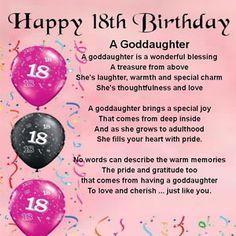 Happy 18th birthday birthday wishes for an 18 year old pinterest happy th birthday quotes birthday quotes happy birthday greetings m4hsunfo
