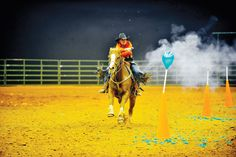 Cowboy Mounted Shooting brings a new dimension to America's horse sports.