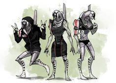 Mass Effect,фэндомы,ME art,Legion