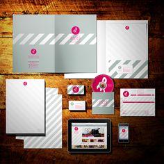 Identidad corporativa desarrollada por CIRCO, Estudio de Diseño ubicado en Uruguay.