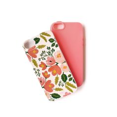 Botanical Rose iPhone 5 Case by Rifle Paper Co. // on sale on fab.com!