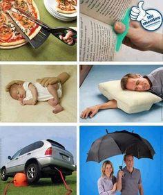 Mooie uitvindingen