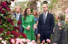 Etiquette expert William Hanson says the Royal Family have become too normal. The Duchess of Cambridge reportedly said to Prince William at the Chelsea Flower Show: 'Babe, we've got loads of those'