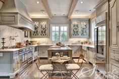 Segreto Secrets Blog -loved doing the finishes in this kitchen-I want to move in!!