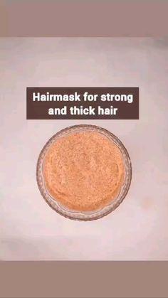 Hair Mask For Growth, Hair Remedies For Growth, Skin Care Remedies, Ayurveda Hair Care, Hair Growing Tips, Natural Hair Care, Natural Skin, Diy Hair Treatment, Make Hair Grow