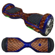 Snake Skin pattern Design skin for electric Self Balance scooter Board - Decal Design