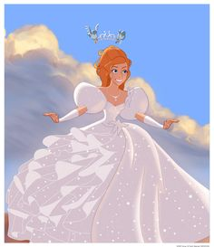 giselle enchanted |