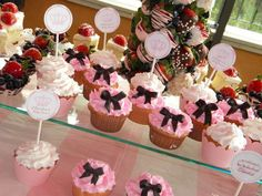 Inspired by Juicy Couture Baby Shower Party Ideas | Photo 3 of 15 | Catch My Party