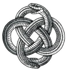 Ouroboros - Top 500 Best Tattoo Ideas And Designs For Men and Women Tattoo Drawings, Body Art Tattoos, Cool Tattoos, Tatoos, Oroboros Tattoo, Osiris Tattoo, Petit Tattoo, Dibujos Tattoo, Auryn