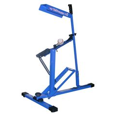Louisville Slugger Blue Flame Ultimate Pitching Machine | Overstock.com Shopping - Great Deals on Baseball & Softball