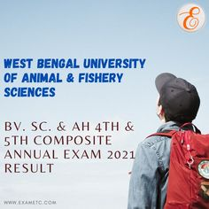 University Of Calcutta, Examination Results, Exam Results, West Bengal, State University, Science, Animals, Animales, Animaux