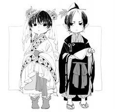 「灯火四+α」/「ゆこ」の漫画 [pixiv]