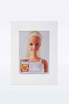 "Image Republic – Poster mit ""Barbie Chupa Chups""-Fotodruck"