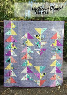 Independent modern quilt magazine for quilters, by quilters. Talented pattern designers. Thought-provoking articles. Digital, enabling modern makers everywhere!