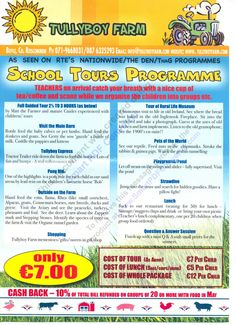 school tours flyer Also included in the tour is a barrel train ride (not mentioned in the flyer) Barrel Train, Fun Cup, Train Rides, Tour Guide, Teacher, Tours, School, Professor