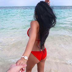 Appreciocean 🌊 #followmeto 🇩🇴#christianpaulwatches Girls Best Friend, Best Friends, Bikinis, Swimwear, Bali, Jewelery, One Piece, Christian, Instagram Posts