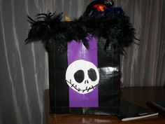 Cute Bag minus the feathers !!