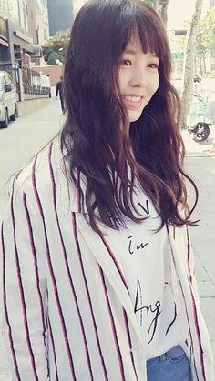 #Sohyun Hyun Ji, Joo Hyuk, Ulzzang Fashion, Asian Fashion, Korean Beauty, Asian Beauty, Korean Celebrities, Celebs, Kim So Hyun Fashion