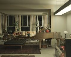 From 'Beginners' the movie, such beautiful sets.