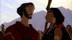 Late last year, The Prince of Egypt celebrated its anniversary.A film chronicling the journey of Moses who delivered his people from Egypt, the animated masterpiece featured some of the most … Dreamworks Movies, Dreamworks Animation, Disney And Dreamworks, Animation Film, Disney Animation, Disney Movies, Disney Pixar, Disney Characters, Animation Reference