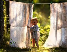 Magical Portraits of Children by Elena Shumilova