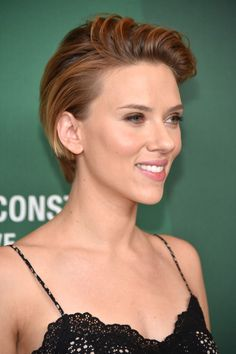 Scarlett Johansson Photos Photos - Actress Scarlett Johansson attends Variety's Power of Women Luncheon 2016 at the Beverly Wilshire Four Seasons Hotel on October 14, 2016 in Beverly Hills, California. - Variety's Power of Women Luncheon 2016 - Arrivals