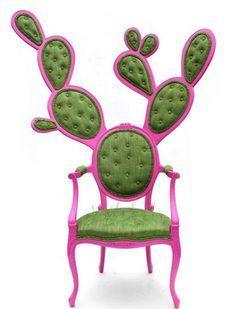 Weird funny chair