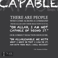 You are enable to do it insya allah