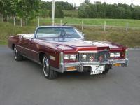 Cadillac Eldorado Cabriolet -76