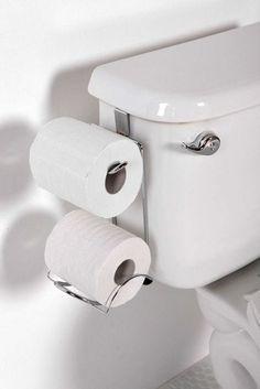 9. Экономичное хранение туалетной бумаги