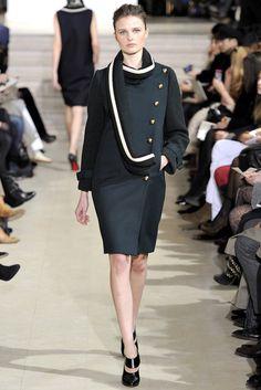 Bouchra Jarrar   Spring 2012 Couture Collection   Vogue Runway