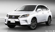 Lexus RX...i will have one someday!