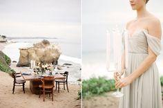 Rich Hued Coastal Wedding Romance : Bajan Wed