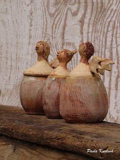 Tři Tři dózy s tváří- na cukr, sůl a vaše poklady :-)) Dózu lze zakoupit i jednotlivě - cena za 1 kus - 310 Kč