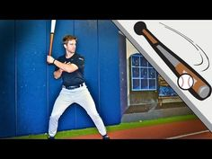 Matt Maher breaks down the action of the top hand & bottom hand with drills. Key points: 1.) Bottom hand moves to the ball with bat knob pointing to the ball. This is important to keep the wrists loaded for rotation at contact. 2.) Top hand with palm up punches & drives through the ball. Avoid breaking early- extend at contact with palms up. Leave comments!