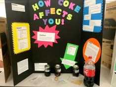 """The words """"Science Fair"""" can strike fear in the heart of parents, but here are over 75 Science Fair ideas to take the sting out of the project Science Fair Topics, Science Fair Board, Science Fair Experiments, Science Boards, Easy Science, Science For Kids, Candy Experiments, Science Week, Stem Science"""