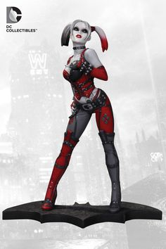Naomi Kyle is a Harley Quinn fan & on her wish-list is the DC Collectibles Harley Quinn statue based off her popular getup from one of Ms. Kyle's favorite games, Batman: Arkham City! Check out the rest of the Editor's picks on ign.com!