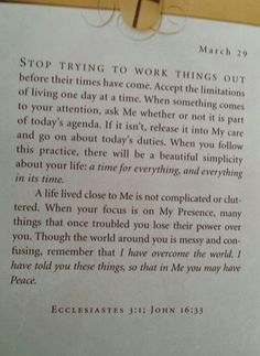 How To Call Out Of Work A Gift.jesus Calling  Pinterest  Jesus Calling Secret Quotes .