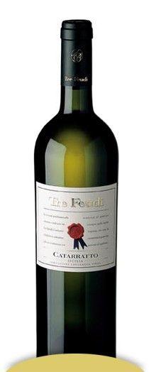 vino Catarratto Tre Feudi - I migliori vini siciliani