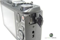 Sony HX60V mit 25 - 720mm  Micro USB Ladebuchse (Standard) Sony, Usb
