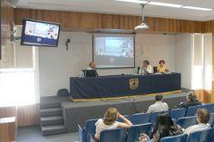 """Conferencia del Dr. Manuel Gándara Vázquez: """"El análisis contextual y el diseño orientado a metas: dos aproximaciones al desarrollo de software desde las Ciencias Sociales"""". Seminario: Visiones sobre Mediación Tecnológica en Educación, Segunda Sesión. 7 de abril de 2014."""