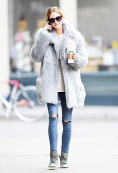 The Hardest-Working Pieces in Olivia Palermo's Closet via @WhoWhatWear