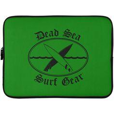 Dead Sea Surf Gear -- Laptop Sleeve - 15 Inch
