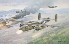 Big Bang in Burma by Roy Grinnell  Big Bang in Burma depicts the dramatic aerial combat of the 1st Air Commandos, Combat Mission 48, on Apri...