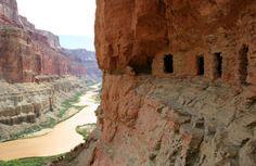 Colorado River Nankoweap Granaries