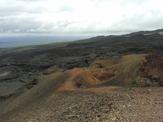 Volcán Sierra Negra. Galápagos.