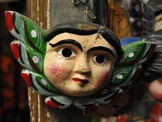 Angel Face Oaxaca by Ilhuicamina, via Flickr