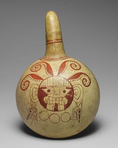 Dipper [Peru; Moche] (64.228.15) | Heilbrunn Timeline of Art History | The Metropolitan Museum of Art